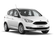 Ford C-Max 1.5 TDCi Zetec 5Dr Powershift